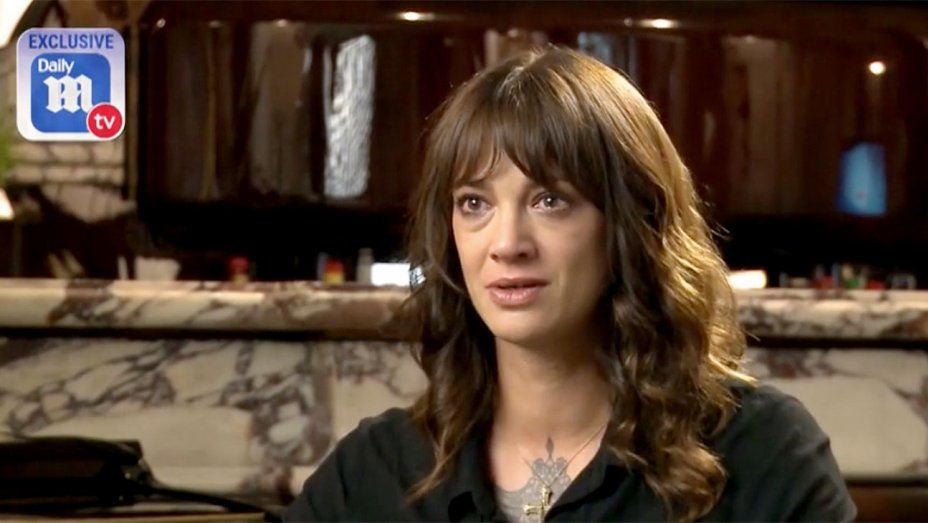 """Asia Argento reveals she was """"angry"""" after Anthony Bourdain's suicide"""