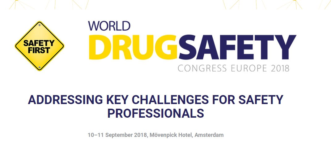 test Twitter Media - We're excited for the World Drug Safety Congress Europe 2018. The Elsevier team will be there to talk about https://t.co/niBKLQnR5M #Pharmacovigilance #DrugSafetyEurope https://t.co/7hMmwz0k8G