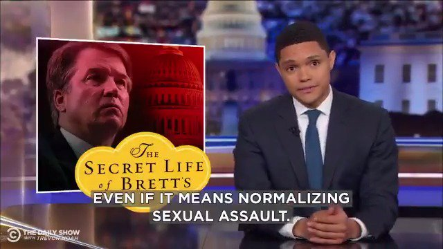 RT @TheDailyShow: On today's agenda: Republicans normalize sexual assault. https://t.co/bLlwL8JhuE https://t.co/tvoAF4WUjw