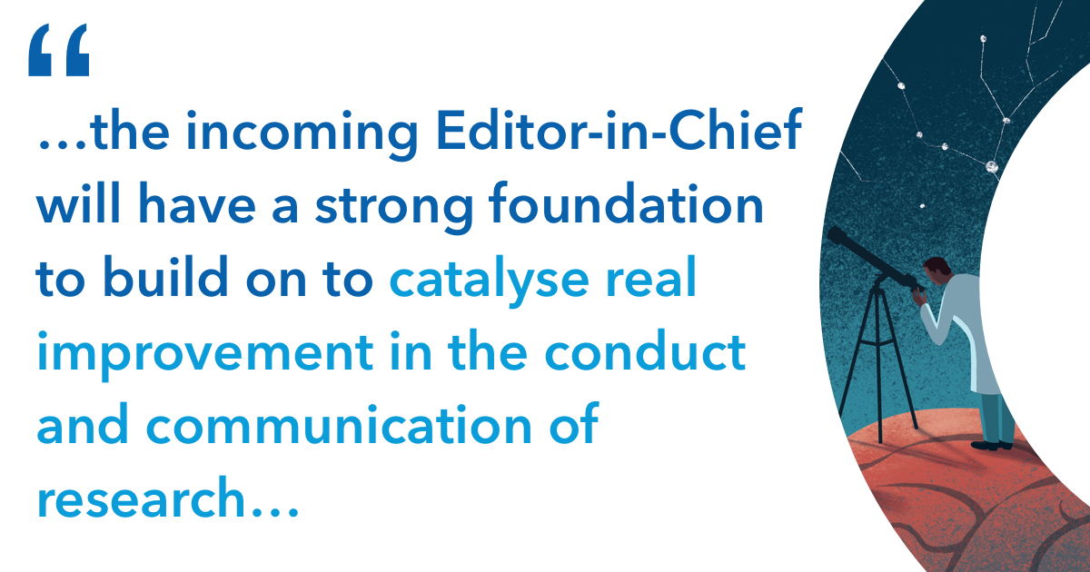 test Twitter Media - Our open search for a new Editor-in-Chief continues until October 14. An overview of the role and details on how to apply can be found on our website https://t.co/6YA4NWU5nK https://t.co/v43DXy2ZA9