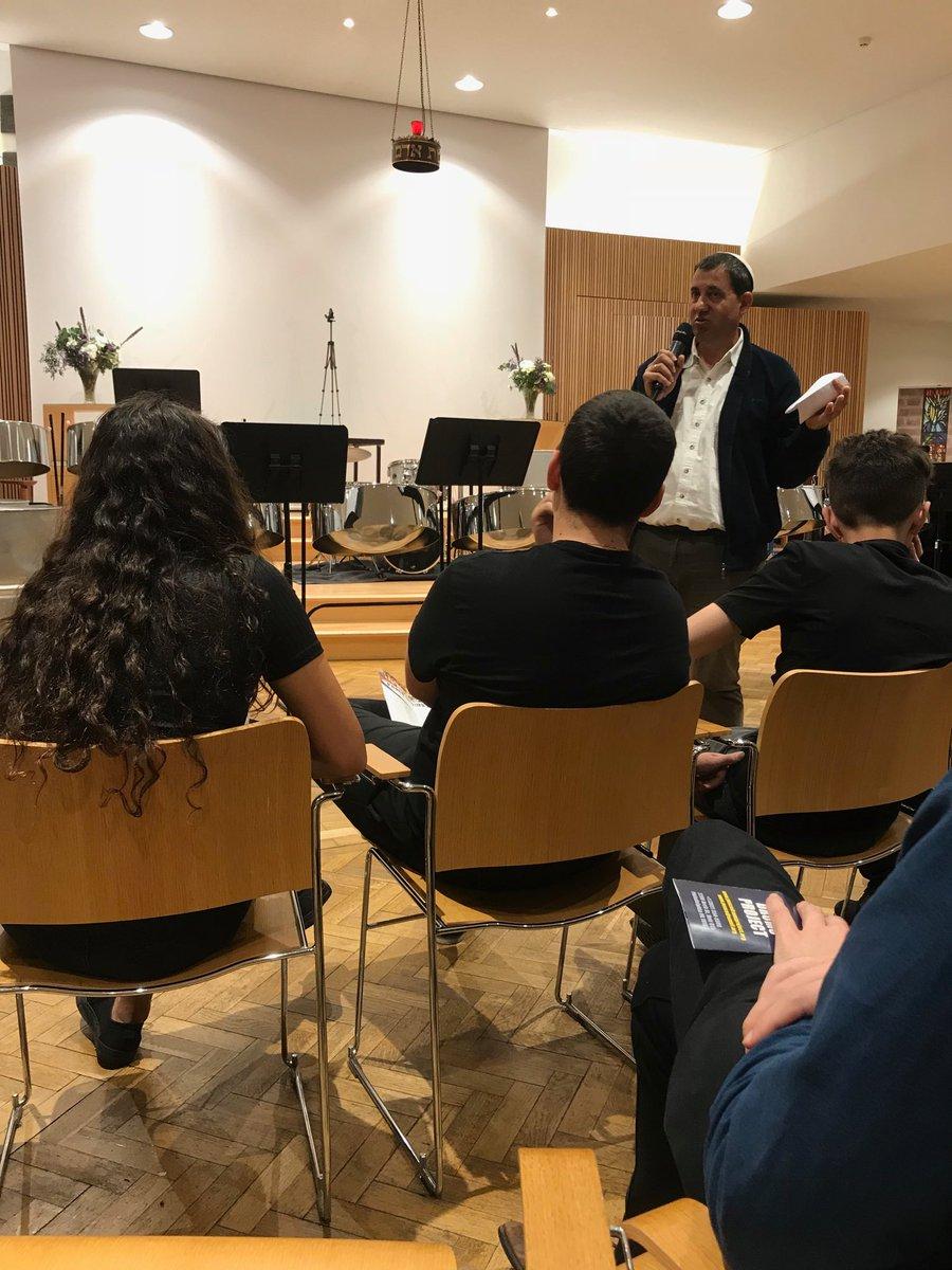 test Twitter Media - Honoured to welcome Rabbi Ofek Meir  to @Alythsyn 4 80th anniversary celeb of @LeoBaeckEC #Haifa https://t.co/ig6qupmW6z