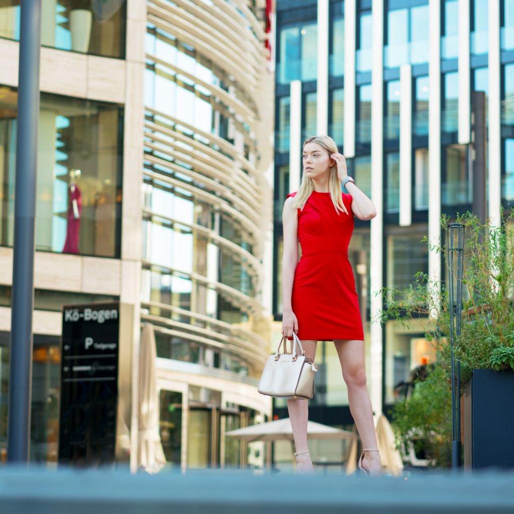Throwback Tuesday: Kö-Shoppingday 👠 👗 💓  Photographer: C. Ruhrmann GFYQHrjvV5