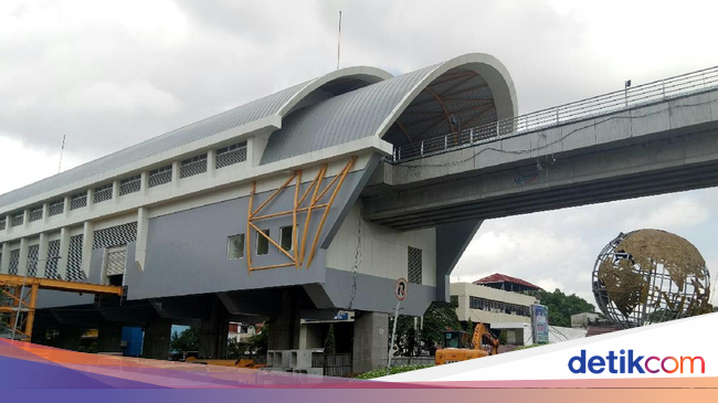 LRT Palembang Beroperasi di 10 Stasiun Bulan Ini https://t.co/92a9smiikr https://t.co/qGi481L4qB