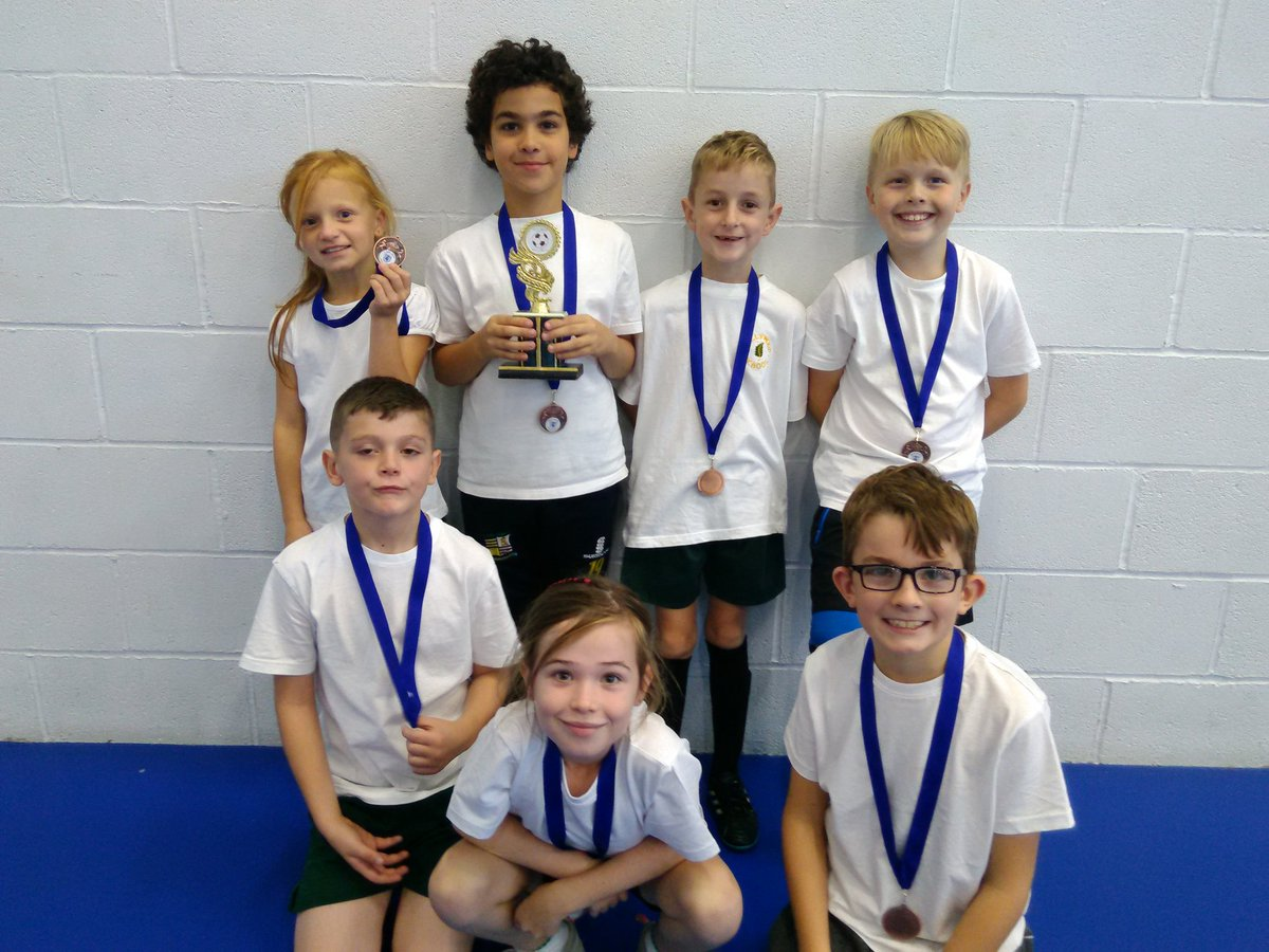 test Twitter Media - Whats better than one team winning medals? Y4 beat Y3 in the 3rd/4th playoff but both got them thanks @KingsHeathSP https://t.co/LhRxYJHU6r