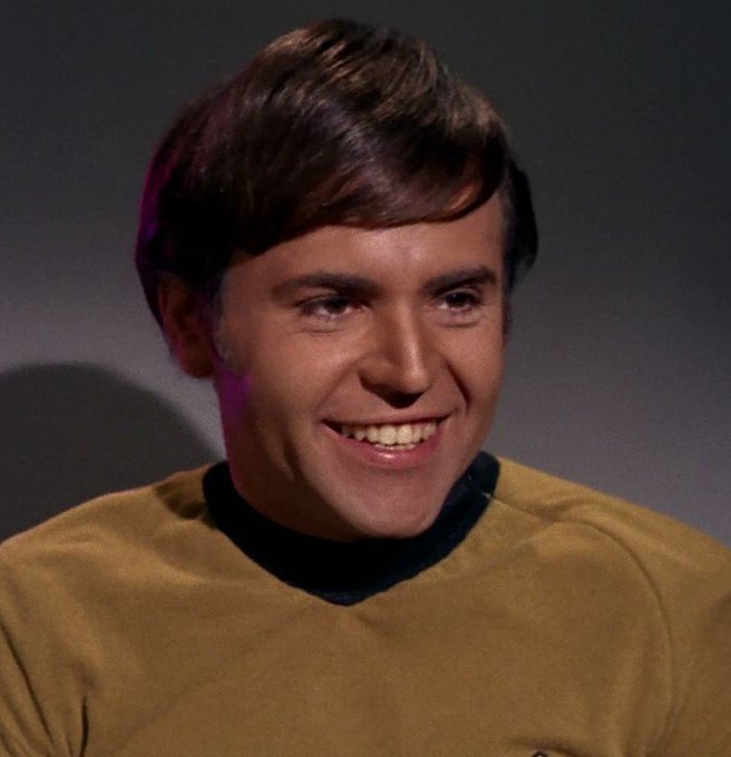Walter Koenig - Happy Birthday!