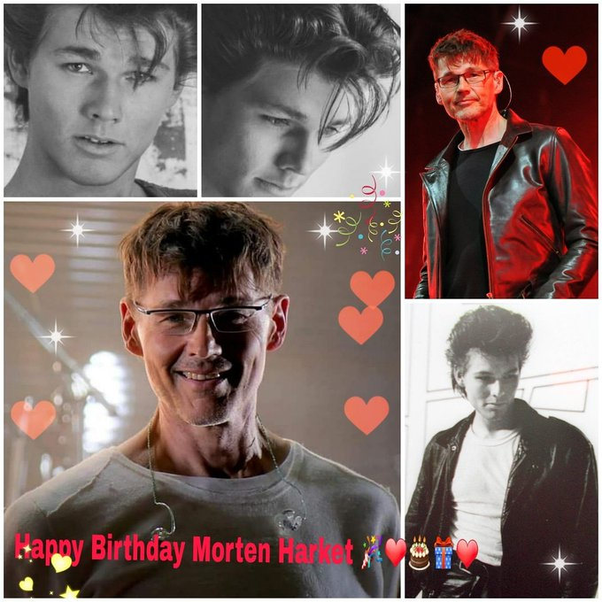 Happy Birthday Morten Harket       I wish you all the best and have a nice Day