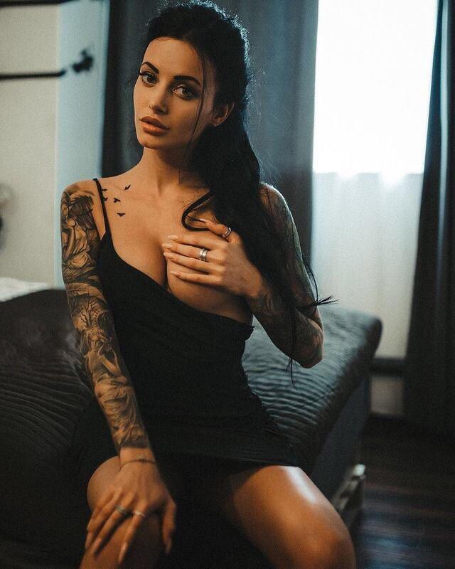 Анна Сахарова Модель Голая