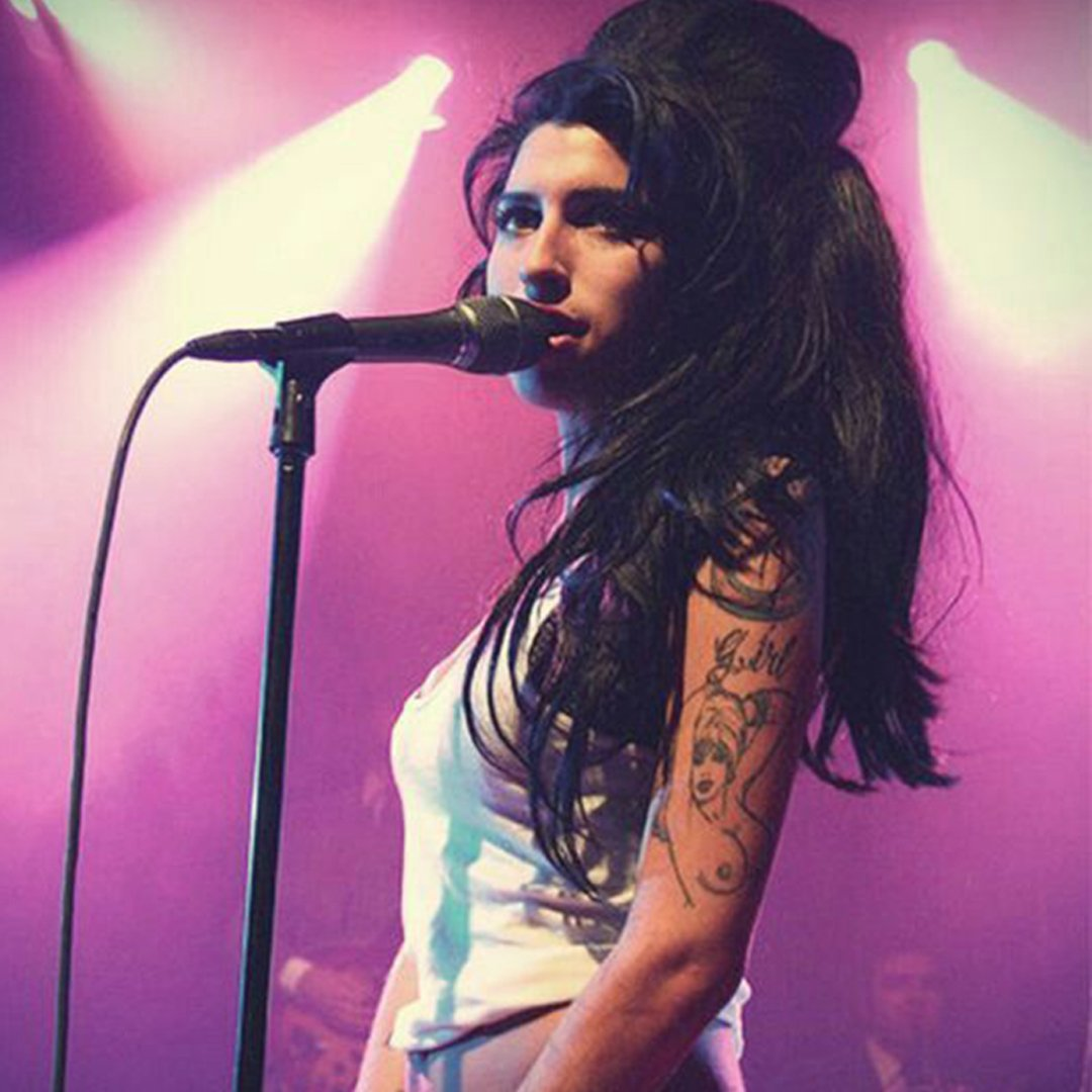 Happy Birthday to Amy Winehouse, a truly legendary artist