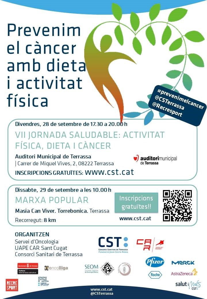 test Twitter Media - Prevenim el càncer amb dieta i activitat física https://t.co/e5je1Hr8dE https://t.co/PU32jaWgZM