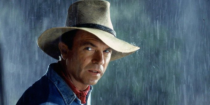 Happy Birthday to Sam Neill! One of my favorite actors. He s been all the best things.