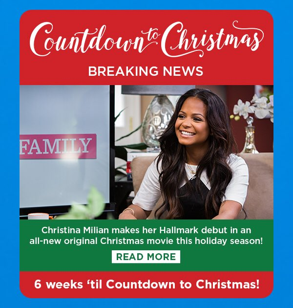 RT @Hallmarkpodcast: Oh hey, @ChristinaMilian. Anyone remember the ABC Family classic, 'Snow Globe'? https://t.co/5o3JUQGvQL