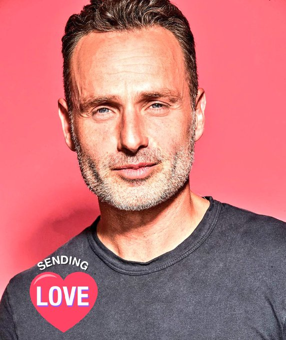 Happy Birthday to one of the best, Andrew Lincoln. Love you Andy!!!