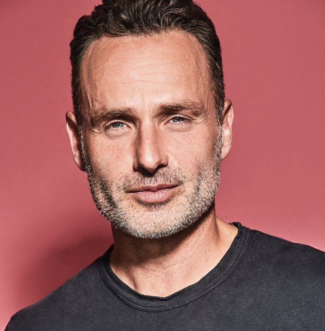 Wishing our faithful leader Andrew Lincoln a very Happy Birthday today!