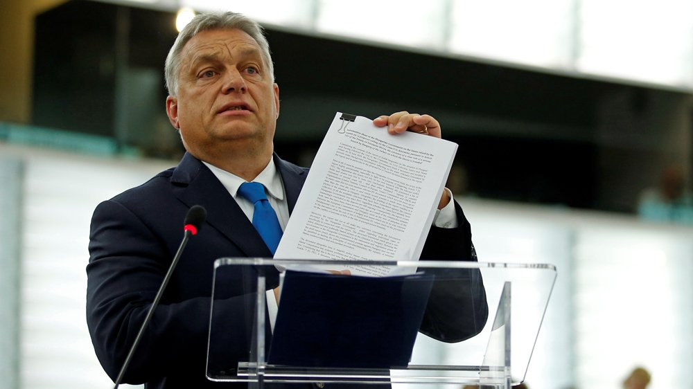 Hungary to explore legal steps to challenge critical EU ruling