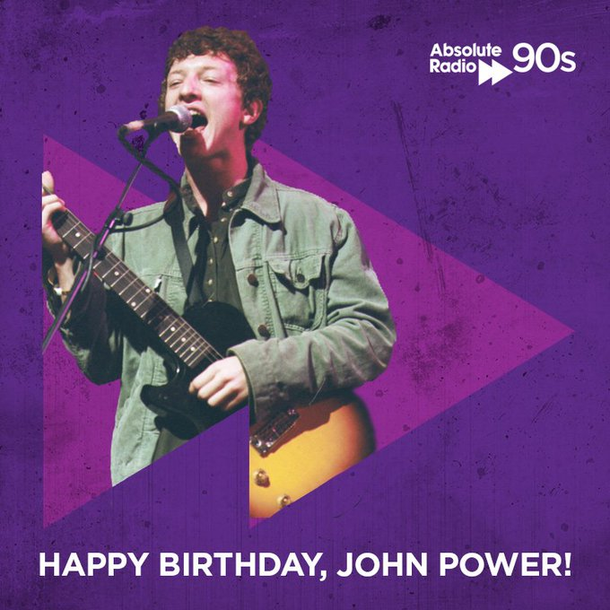Happy Birthday John Power! Favourite Cast track?