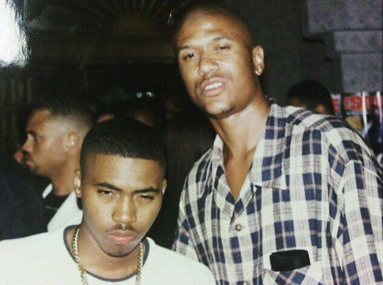 (1994) Happy birthday to Nas.
