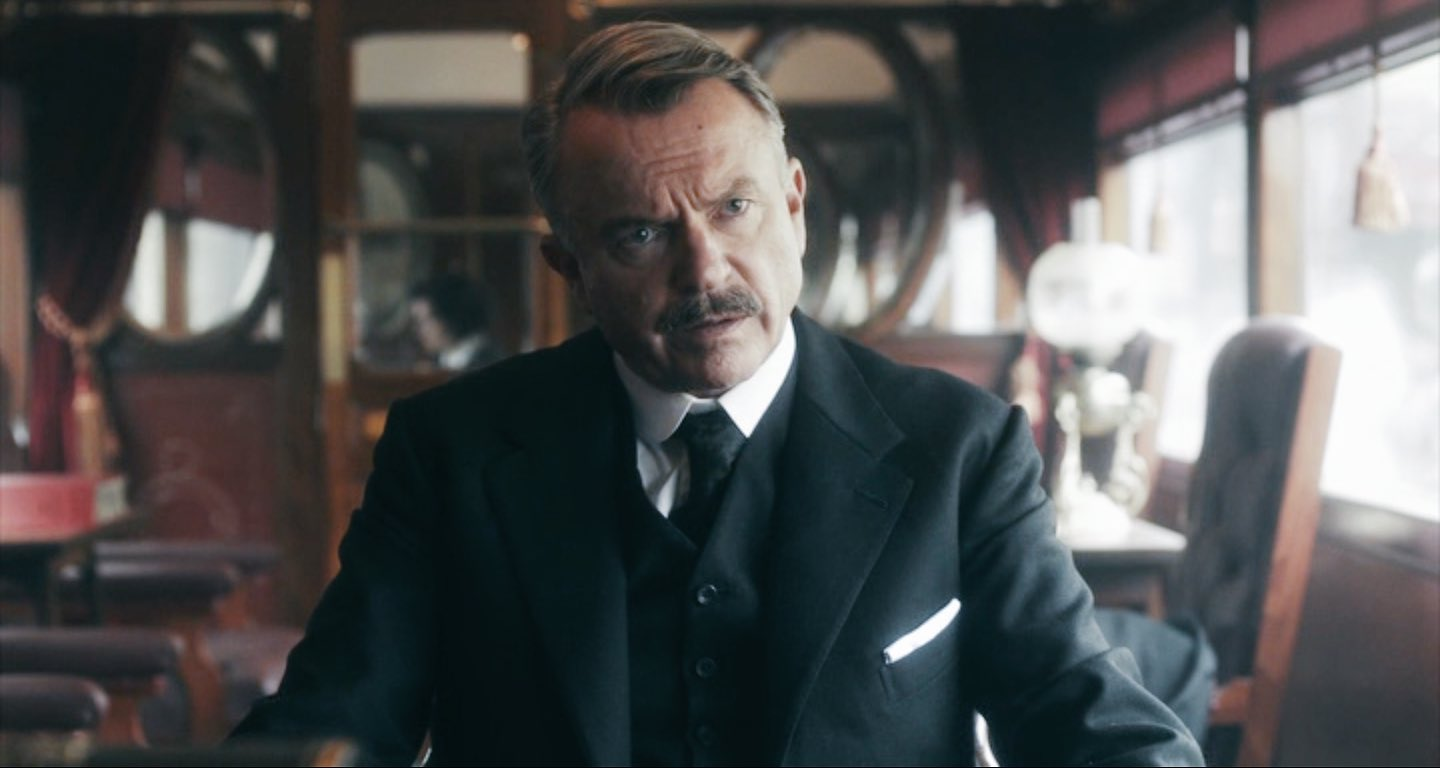 Happy Birthday to our very own Sam Neill (Inspector Campbell).
