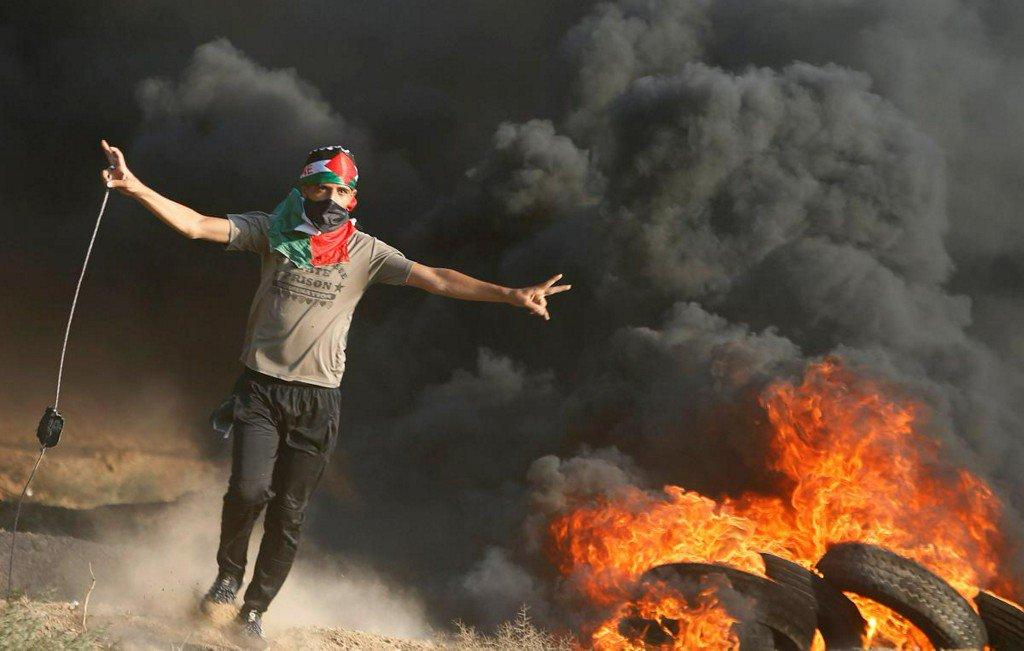 Israeli troops kill boy, two men in Gaza protests: medics