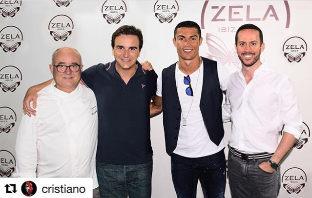ZELA is coming to #London!! Gracias @Cristiano, @RafaelNadal & @paugasol  #London see you guys at The O2 Oct. 19!! https://t.co/veOskWt5QK