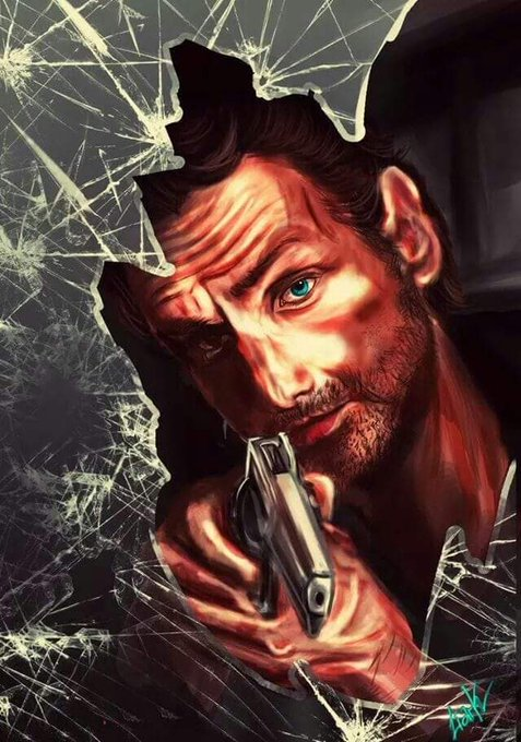bonjour Andrew Lincoln remember tu enjoy your blessings and those tu come happy birthday love