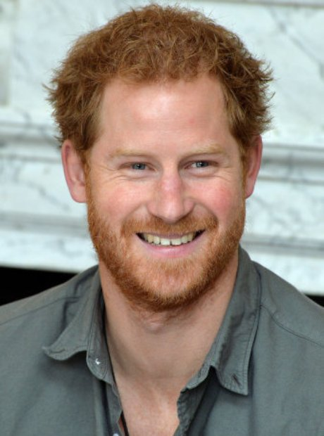 Happy 34th Birthday Prince Harry, Duke of Sussex!