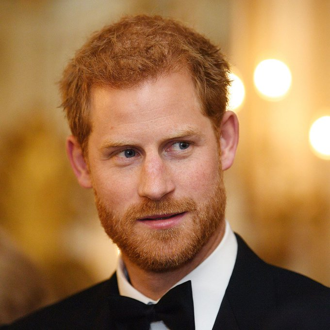 Happy Birthday to Prince Harry, Duke of Sussex. Image via
