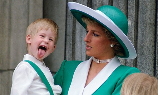 Funniest photos of the royal family joker, birthday boy Prince Harry