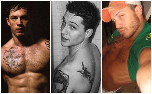 Happy birthday Tom Hardy! The actor\s hottest ever moments: