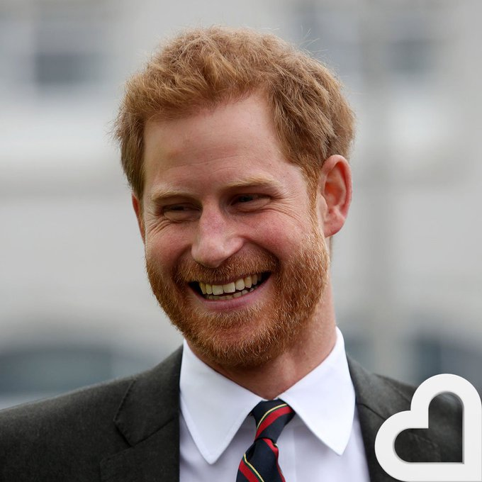 Wishing a very happy 34th birthday to Prince Harry today