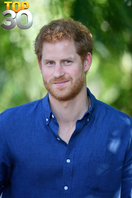 Happy 34th Birthday, Prince Harry!