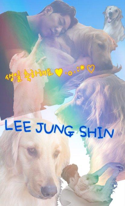 Happy Birthday  Lee Jung Shin              ¨