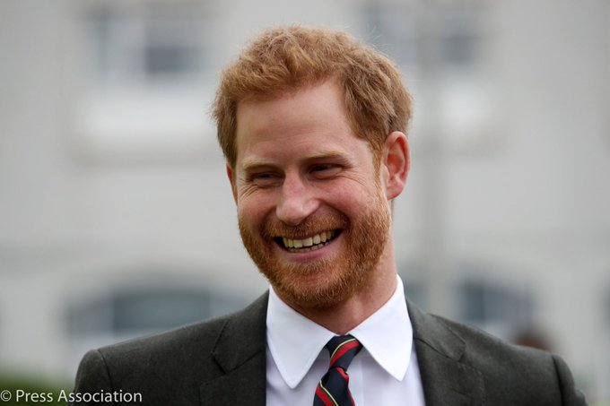 Happy Birthday to HRH Prince Harry, Duke of Sussex!
