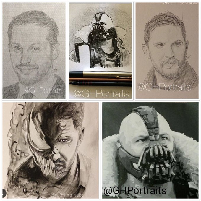 Happy Birthday Tom Hardy