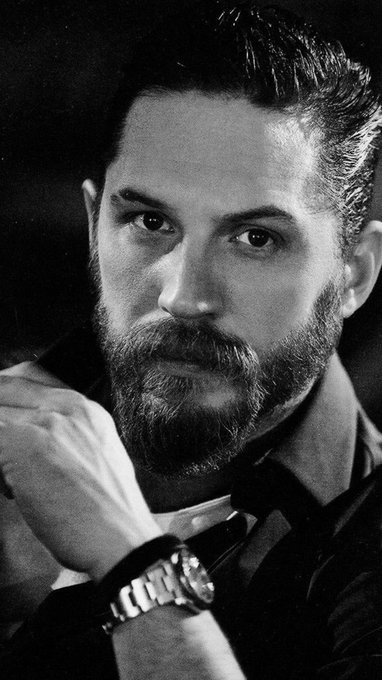 Happy birthday Tom Hardy.