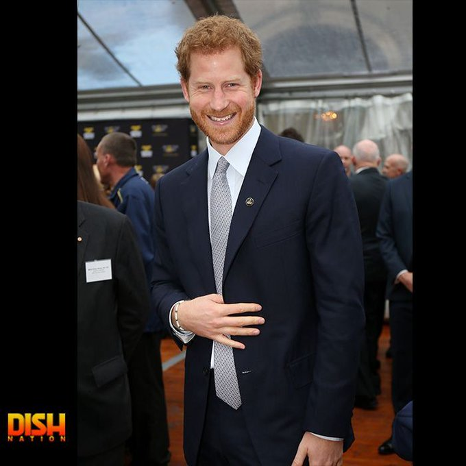 Wishing a royal Happy 34th Birthday to Duke of Sussex, Prince Harry!
