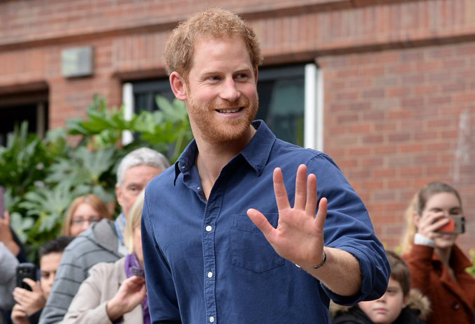 Happy Birthday, Prince Harry! The Duke of Sussex is 34 years old today.