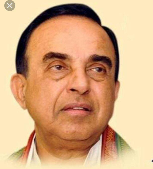 Wish you Happy Birthday to Shri. SUBRAMANIAN SWAMY JI,