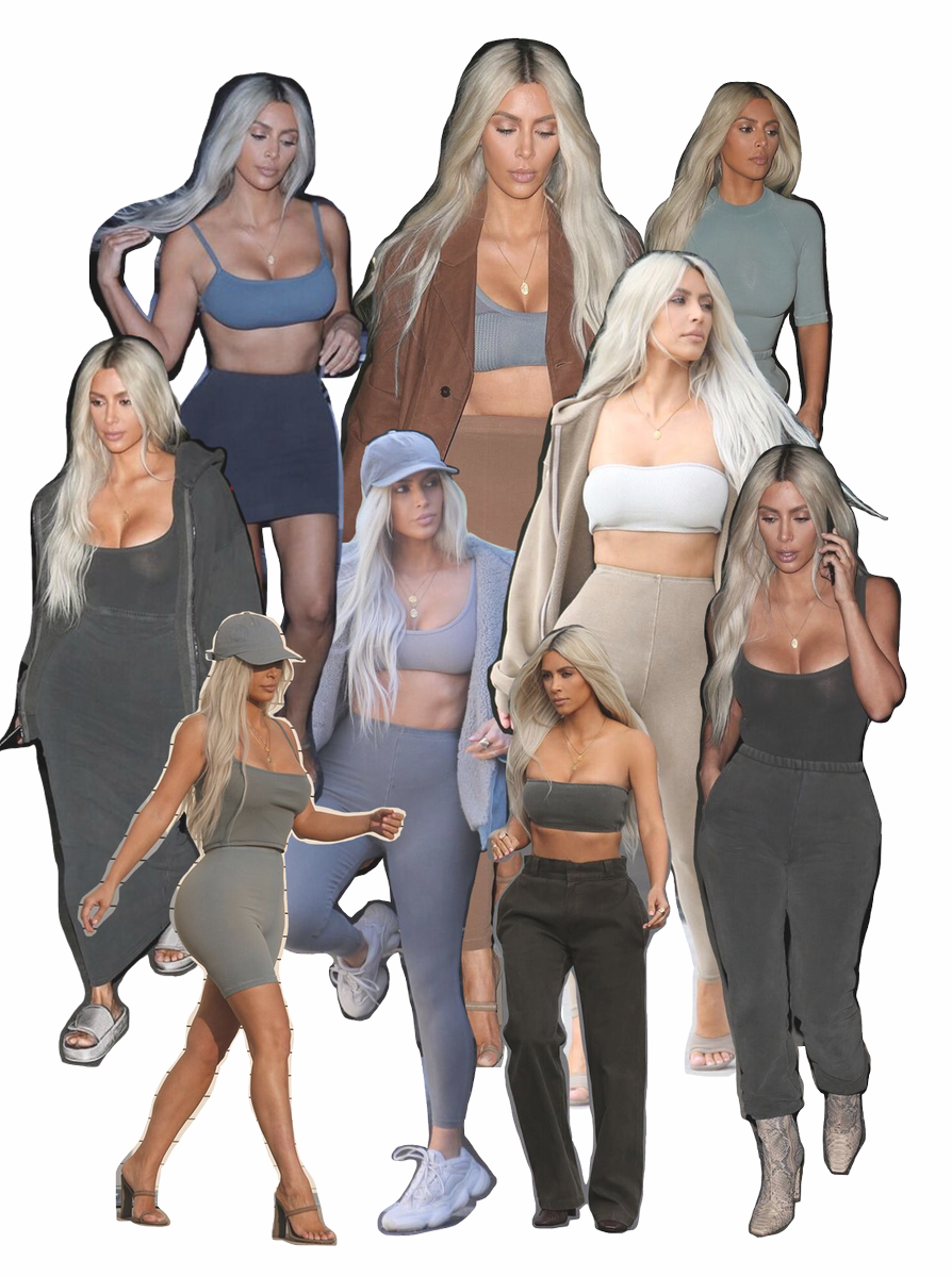 RT @MUNCHKiN_XO: Remember when Kim wore nine different Yeezy outfits in one day. ✨ https://t.co/LOQU5Hg3fG