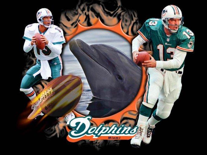 Happy Birthday to Miami Dolphins Legend Dan Marino
