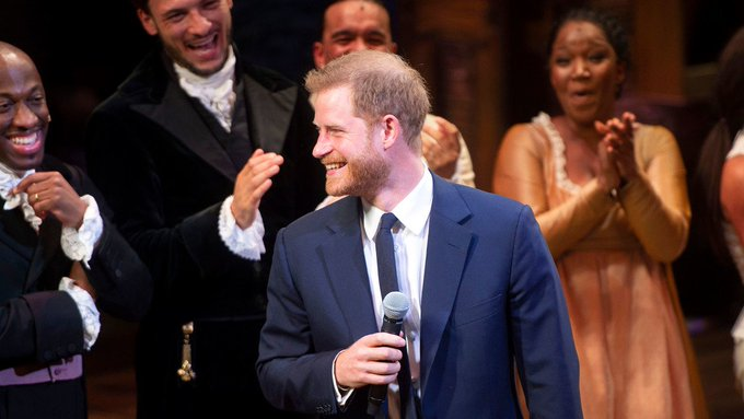 Happy Birthday, Prince Harry! We think you\re a too!