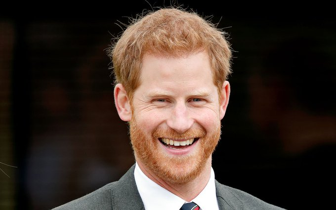 Happy Prince Harry! The Duke of Sussex Turns 34