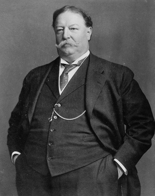 Happy birthday to me, Prince Harry and William Howard Taft!