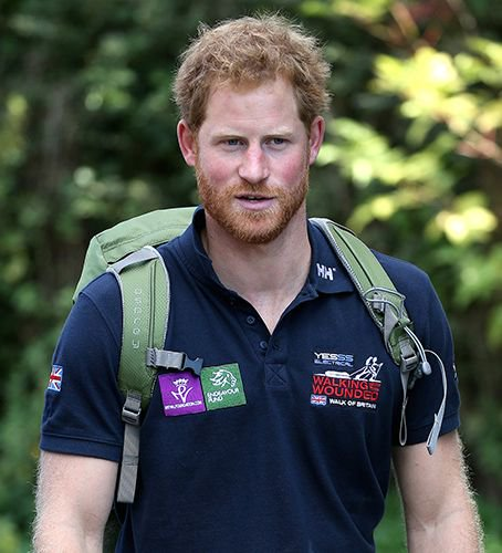 Happy Birthday to Prince Harry!