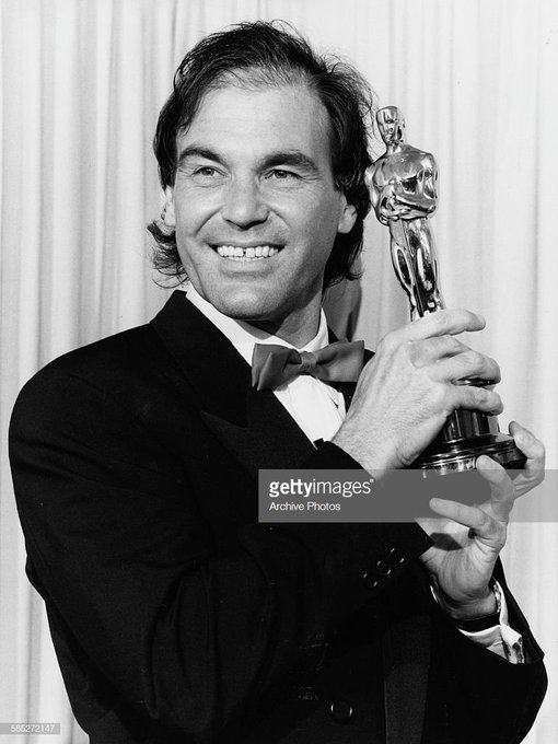 Happy birthday to Oliver Stone! Thank you for your contributions to TV and Film. What was your fav by him?