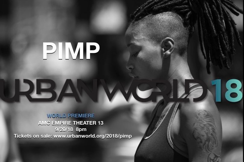 I LOVED this film - if u want to c a sneak peek: 9/20 8pm AMC Times Square. #Pimp at @UWFilmFest https://t.co/n8wuQJKjJx