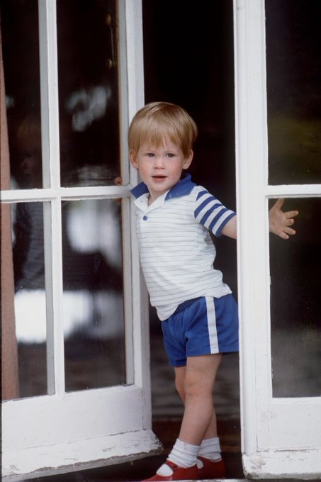 Happy birthday to the one and only, Prince Harry / Duke of Sussex