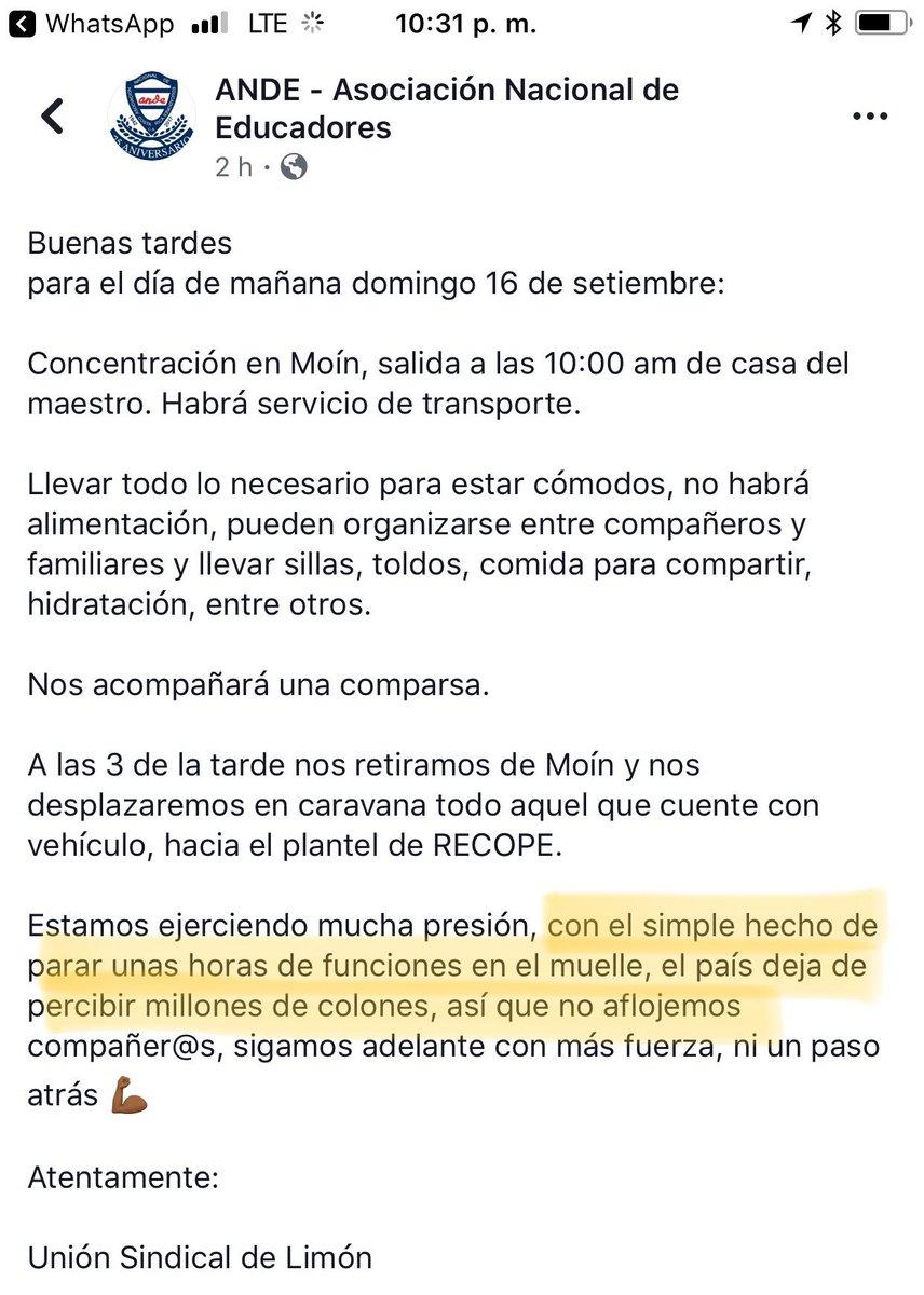 RT @cambronero: La ANDE celebrando las pérdidas millonarias que le ocasionan al país. Haciendo patria. https://t.co/n0Z0D2ImtW