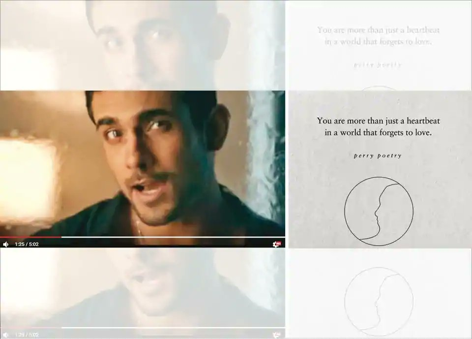For your Sunday viewing! Sanam Puri's music, Perry Poetry's verses on this week's WTF https://t.co/o6y6rr7eG4 https://t.co/pVZbbjZGtQ