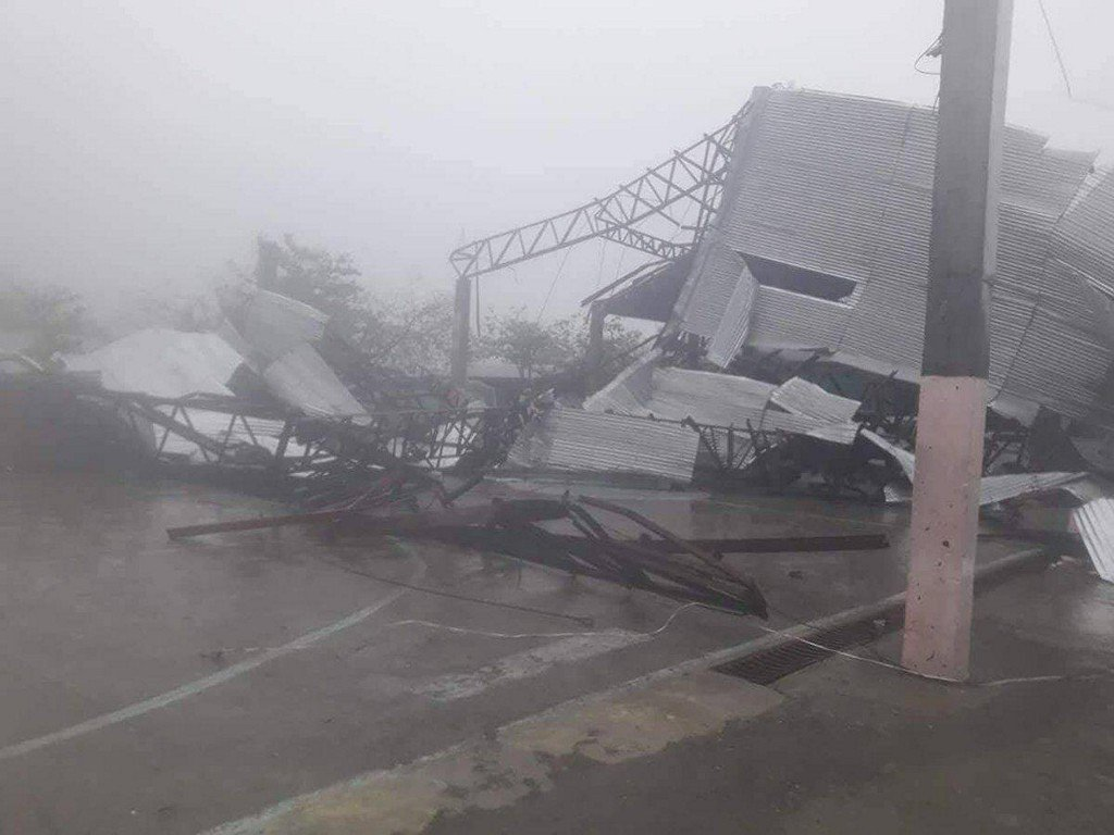 Super typhoon slams into China after pummeling Philippines