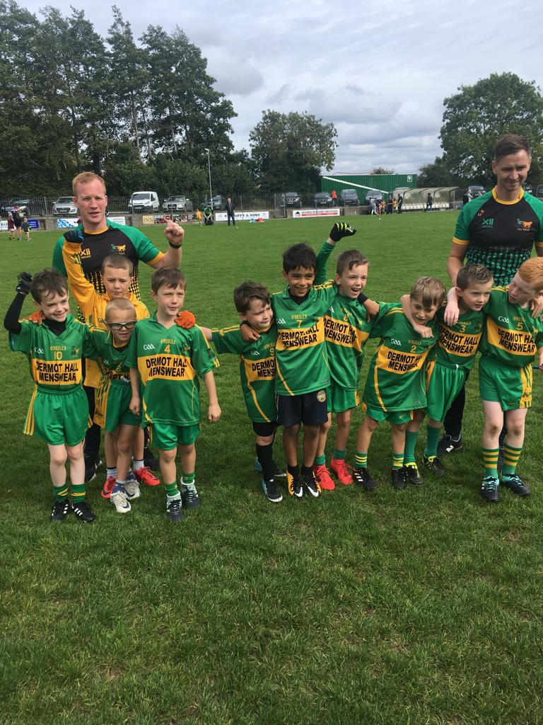 test Twitter Media - Great Day yesterday at @SashGAA  U'8 All Ireland Football Blitz. Our Teams did our club proud 💚💛 https://t.co/vxaR6HHaLf